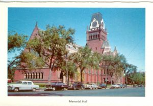 6.01 CPC -View of Harvard's Memorial Hall