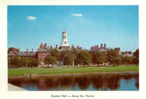 6.01 CPC - View of Harvard's Dunster House from the John W. Weeks Bridge