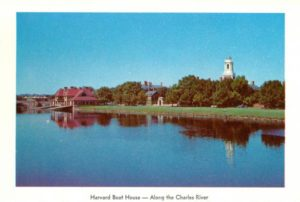 6.01 CPC -View of the Weld Boathouse on the Charles River