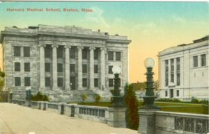 "6.05 CPC - ""Harvard Medical School, Boston, Mass."" ca.1907-1917 [Mason Bros. & Co., Boston, MA]"