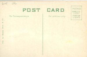 "6.05 CPC - ""Harvard Medical School, Boston, Mass."" ca.1907-1917 [Mason Bros. & Co., Boston, MA] (back)"