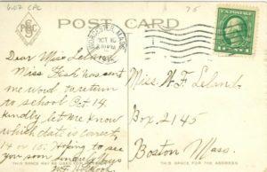 "6.07 CPC - ""Harvard and Yale Game, Stadium, Cambridge, Mass."" ca.1910-1914 [no publisher]"