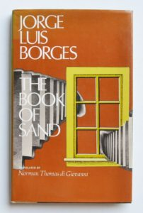 Jorge Luis Borges, The Book of Sand