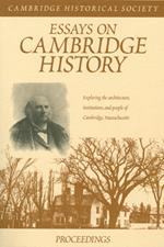 Essays on Cambridge History