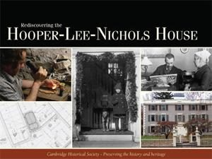 Rediscovering the Hooper-Lee-Nichols House