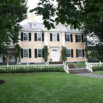 Washington's Headquarters; Longfellow House