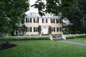 Washington's Headquarters; Longfellow House