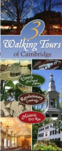 3 Walking Tours of Cambridge