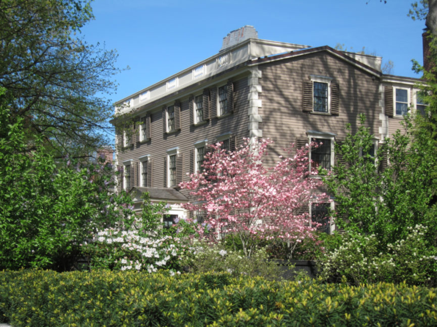 Hooper-Lee-Nichols House, Cambridge, MA