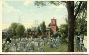 "1.14 CPC - ""Christ Church, Cambridge, Mass."" ca.1915-1930 [no publisher]"