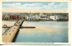 "2.12 CPC - ""Massachusetts Institute of Technology and Harvard Bridge, Cambridge, Mass."" ca.1907-1912 [Mason Bros. & Company, Boston, MA]"