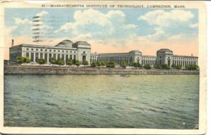 "2.15 CPC - ""24: - Massachusetts Institute of Technology, Cambridge, Mass."" ca.1935 [United Art Co., Boston, MA] *"