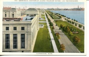 """2.16 CPC - """"944: - Memorial Driveway Along Charles River And Technology. Cambridge, Mass."""" ca.1928-1930 [no publisher]"""