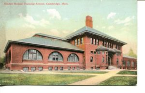 "4.07 CPC - ""Rindge Manual Training School, Cambridge, Mass."" ca.1907-1914 [no publisher]"