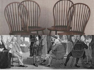Windsor Chairs then and now