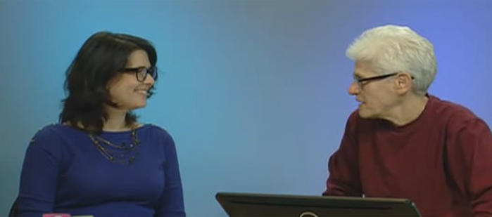 Marieke Van Damme interviewed by Susan Fleischmann