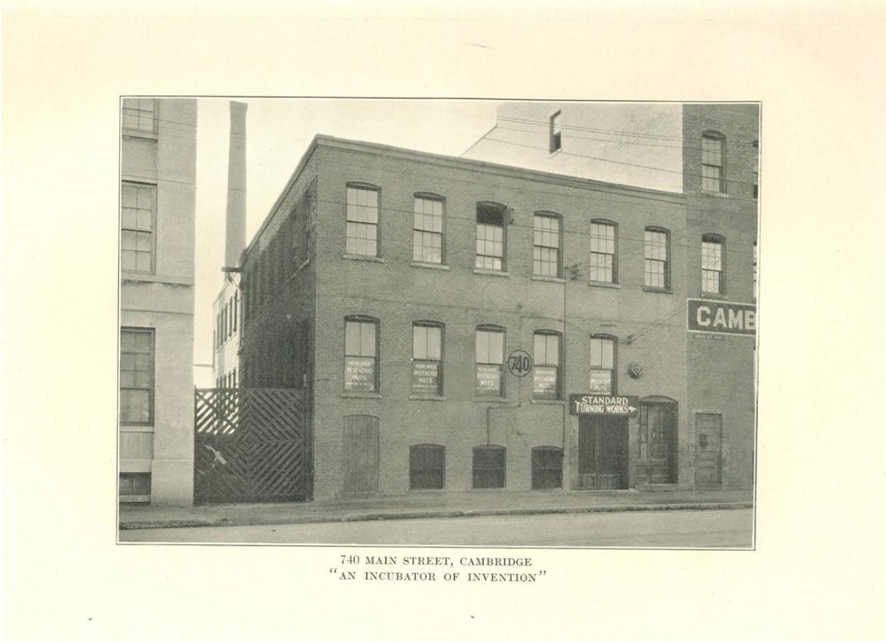 740 Main Street, Cambridge