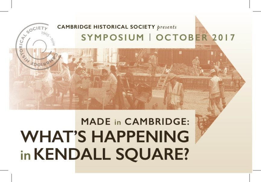 October Symposium Postcard