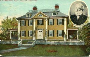 "1.105 CPC - ""4. Cambridge, Mass., Home of Longfellow"" ca.1907-1912 [Mason Bros. & Company, Boston, MA] *"