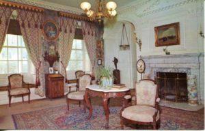 1.117 CPC - Parlor, Longfellow National Historic Site, Cambridge, Massachusetts ca.1960-1996 [Bromley & Co, Inc., Boston, MA]