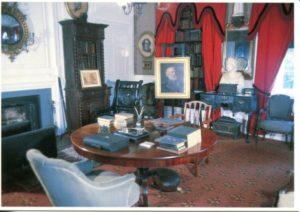 1.118 CPC - Longfellow National Historic Site ca.1980-2010 [Coastal Exposures, Inc., ME] Photograph: Julian J. Coen, Eastern National Park & Monument Association