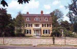 1.99 CPC - Annie Allegra Longfellow's Home ca.1960-1980 [Yankee Colour Corporation, Southborough, MA