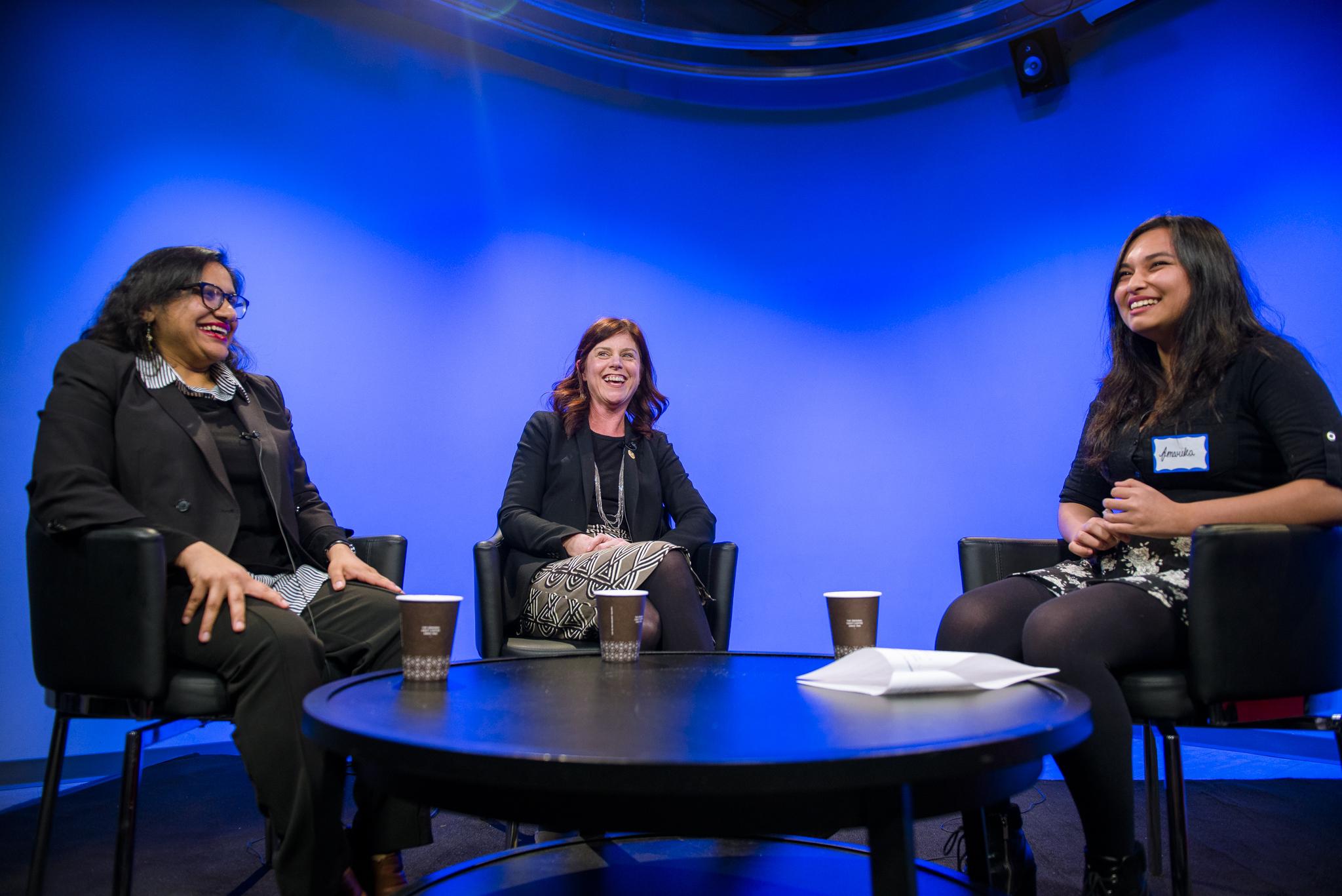 Recap of 4/10/19 History Café: Digital Engagement