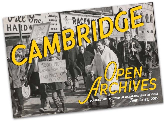 6/27/2019 Cambridge Open Archives
