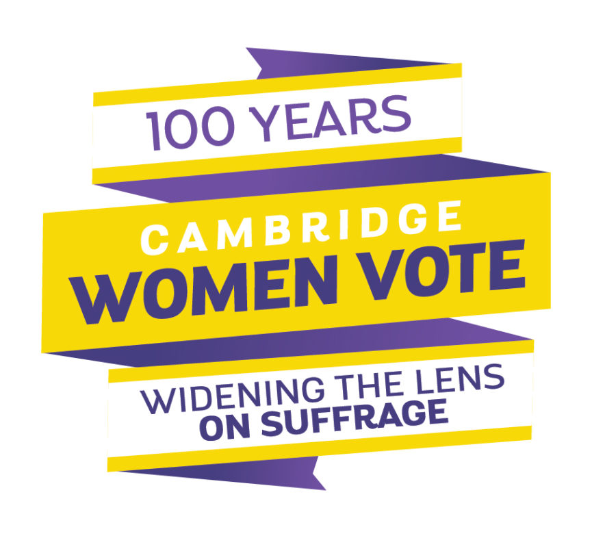 Cambridge Women Vote Logo