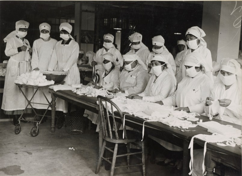 100 Years Ago: Cambridge leading up to the 1918-19 Influenza Pandemic