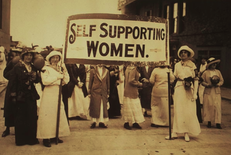 Revisiting the Cambridge Women's Suffrage Movement