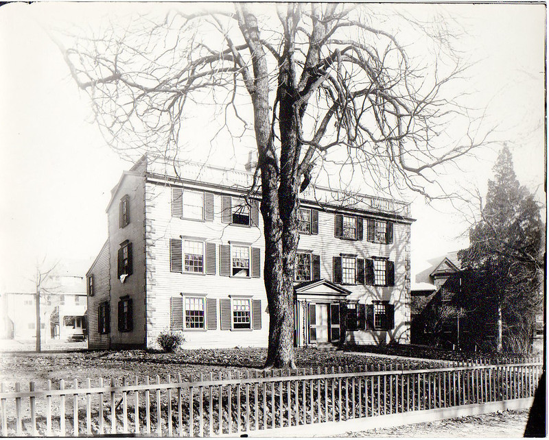 Brief History of the Hooper-Lee-Nichols House and Enslaved People