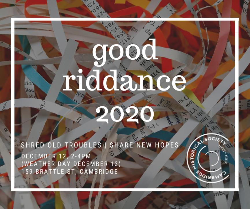 Good Riddance 2020 GFX