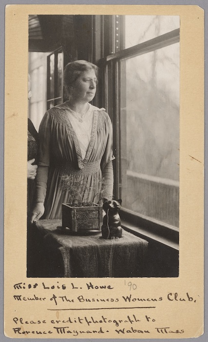 Lois Lilley Howe Photo