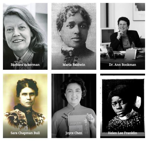 Who Are Cambridge Women?