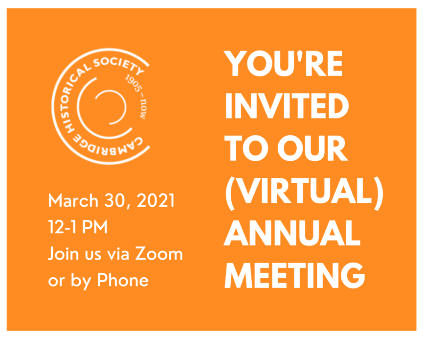 2021 Annual Meeting Graphic